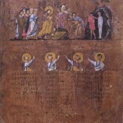 Lazzaro's Resurrection